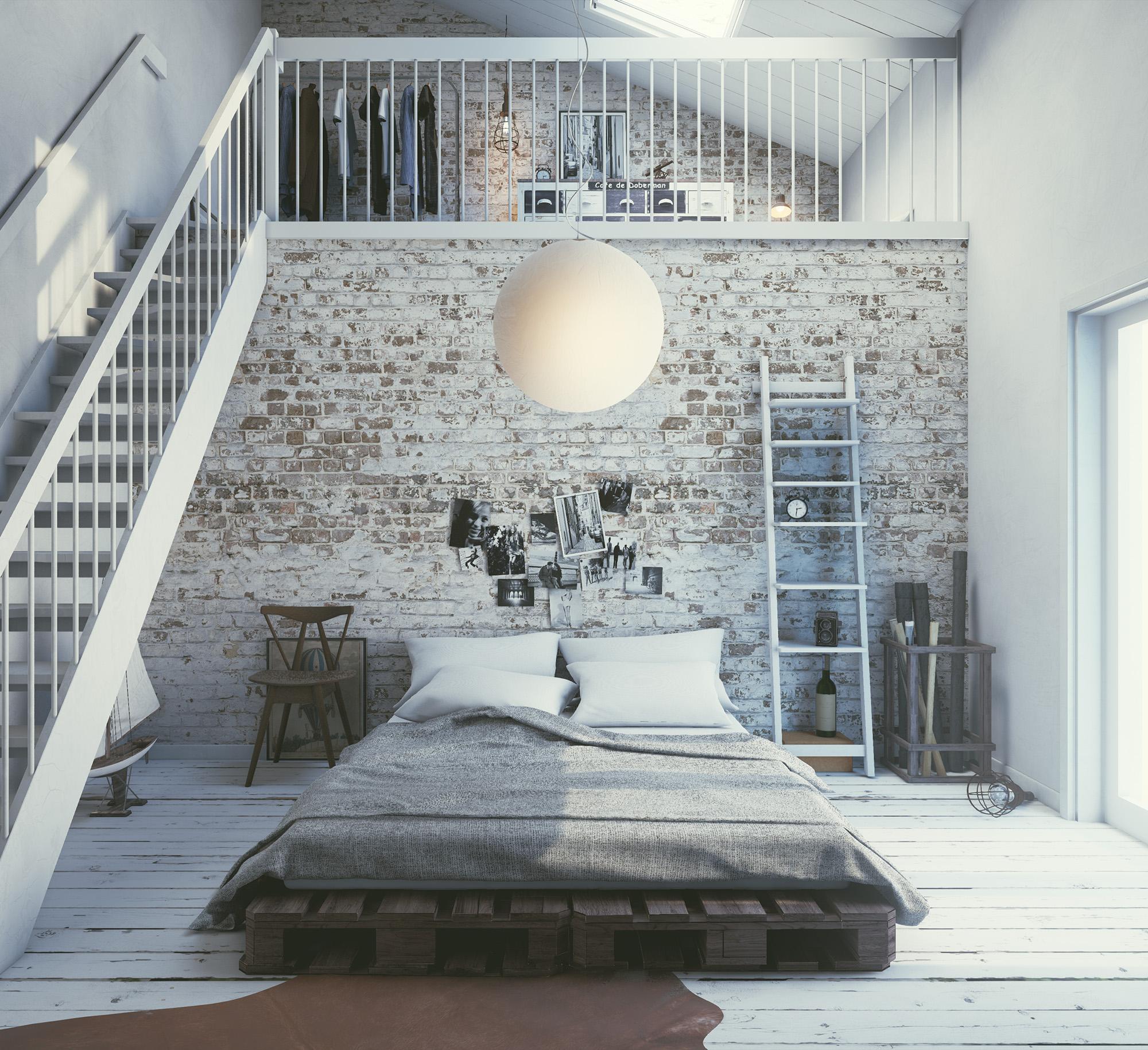 Scandinavian Interior – Unreal Engine 4 Archviz – skyline